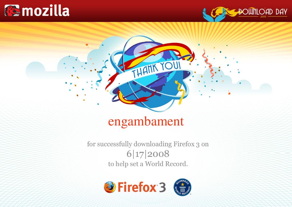 firefox certificate